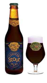 Cerveja Stout Açaí